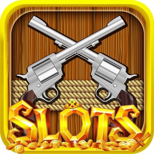 West Yankee Slot Machine Free Casino Frenzy and Poker Card Vegas Games iOS App