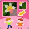 Picture Puzzle - Flower