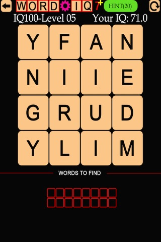 Word IQ 7 Plus screenshot 1