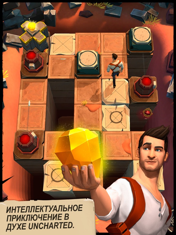 UNCHARTED: Fortune Hunter™ для iPad