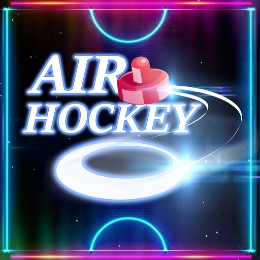 Air Hockey - Glow it iOS App