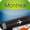 Montreal Airport + Flight Tracker HD YUL Pierre Elliott Trudeau