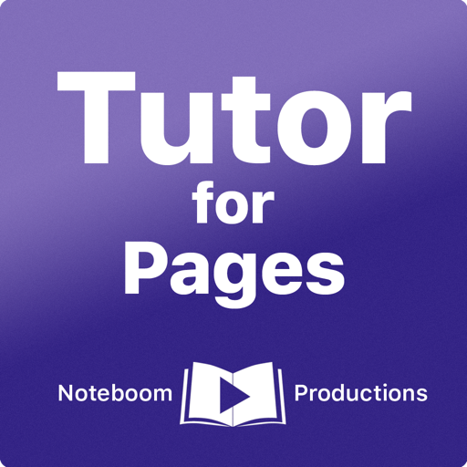 Tutor for Pages