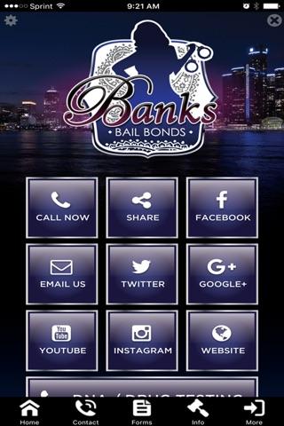 Banks Bail Bonds Michigan screenshot 2