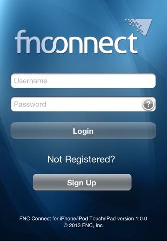 FNC Connect screenshot 1