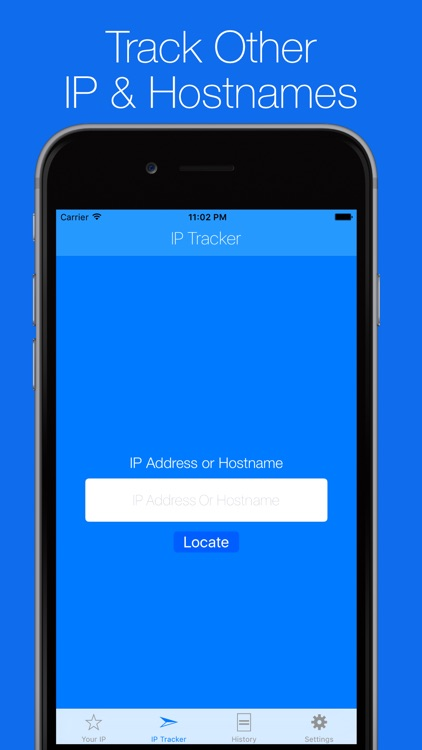 IP Locator - Tracker to Track, Locate & Find Location and WHOIS of IP  Address, Servers & More by FriDev LLC