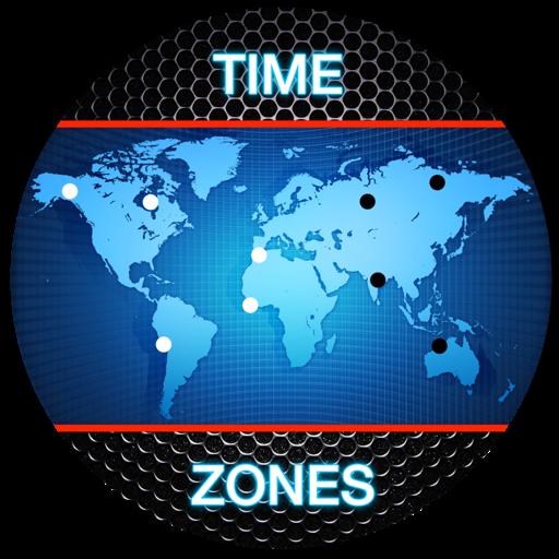 全球时间 Time Zones For Mac