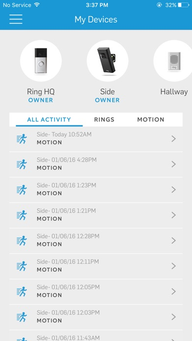 ring   always home on the app store