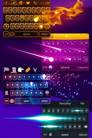 FancyKey - Keyboard Themes screenshot 2