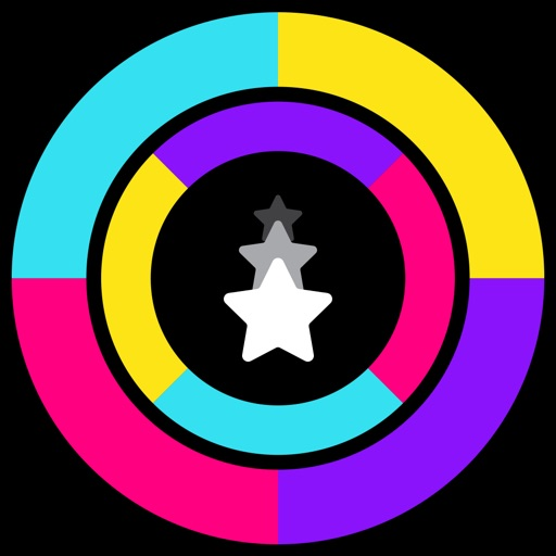 Switchy Colors - switch colors fast - addictive & fun! iOS App