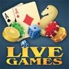 LiveGames — Антология Онлайн Игр