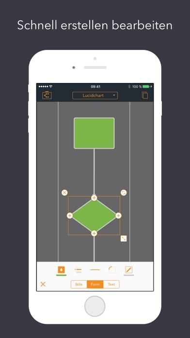 Screenshot von Lucidchart3