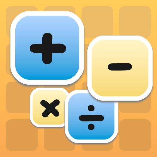 Math Match iOS App