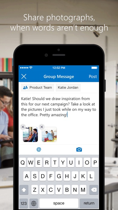 download Yammer apps 0