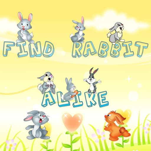 Find Rabbit Alike iOS App