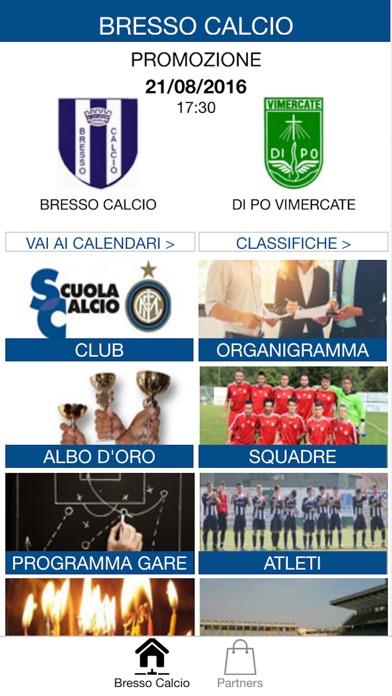 Screenshot of Bresso Calcio1