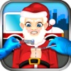 Santa Surgery Doctor Hospital - christmas virtual baby spa make-up games for girls!