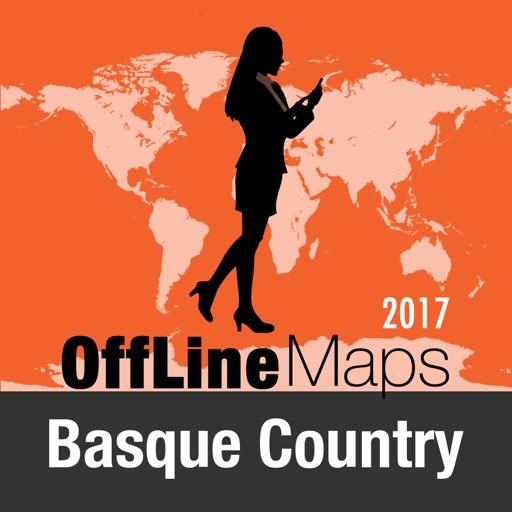 Pays Basque Déconnecté carte et guide de voyage