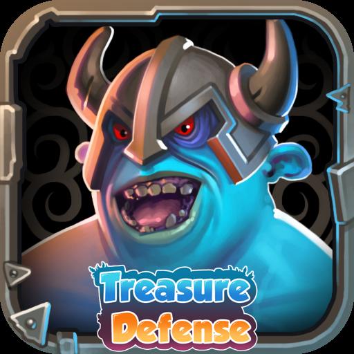 宝藏防御:Treasure Defense【益智塔防】