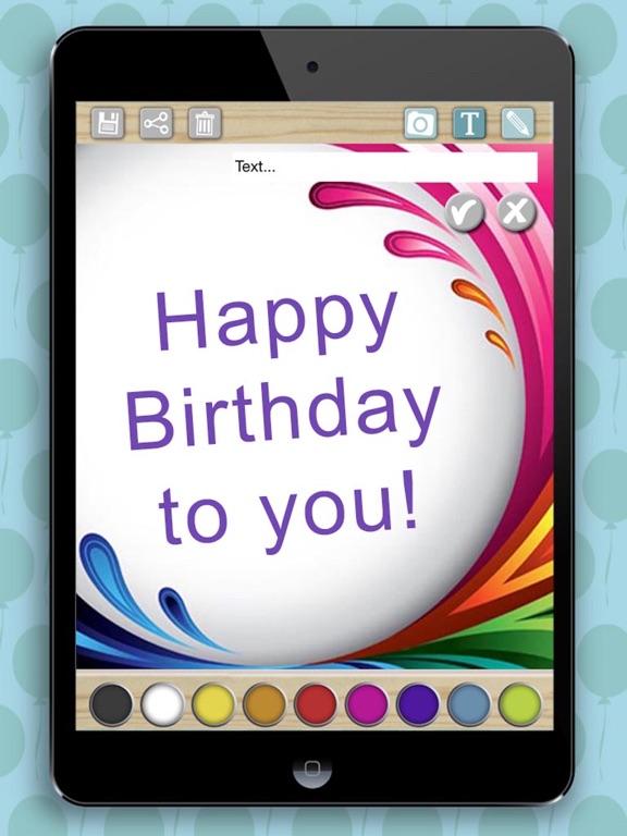 Create birthday cards and design postcards to wish a happy birthday screenshots ipad screenshots ipad screenshots ipad screenshots ipad screenshots ipad bookmarktalkfo Image collections