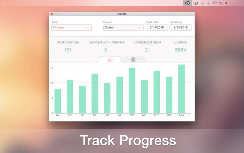 Screenshot #3 for Be Focused Pro - Focus Timer