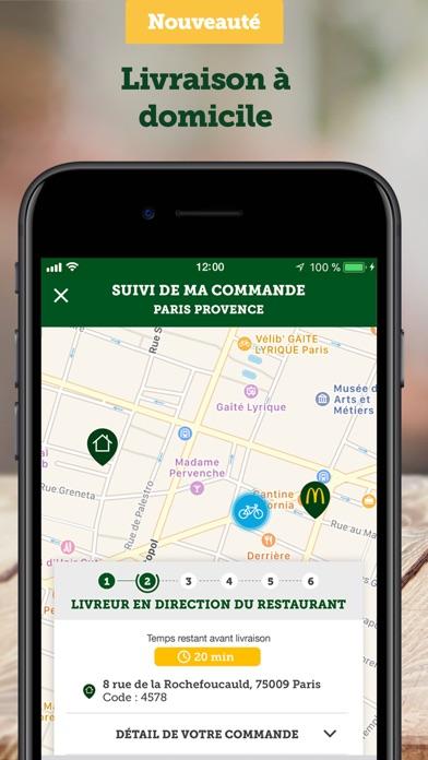 download McDo France apps 4