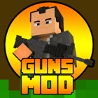 GUN & WEAPONS MODS EDITION GUIDE FOR MINECRAFT PC icon
