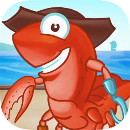 Puzzle Crawfish - Dont Drop It iOS App