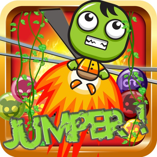 Jump Zombie Baby! Jump! - Best Jumper In The World iOS App
