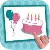 Crea tarjetas de cumpleaños - diseña postales con mensajes de feliz aniversario