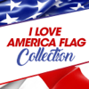 I Love America Flag Collection