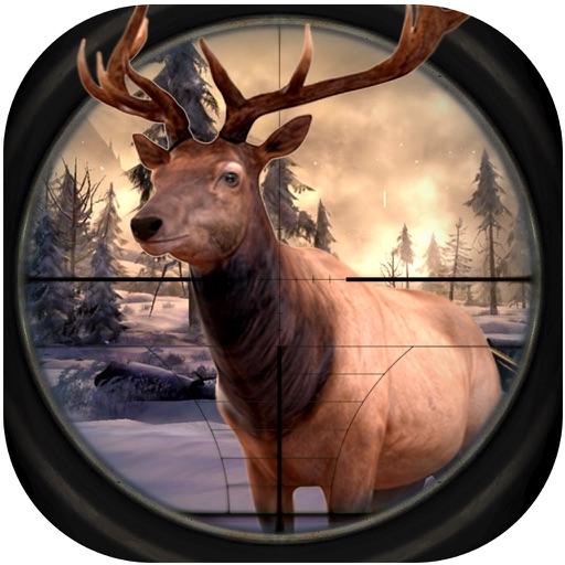 Snow Jungle Animals Hunting iOS App
