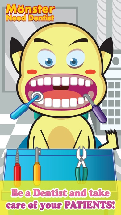 Baby Doctor Games for Kids - Little Dentist Games Screenshot