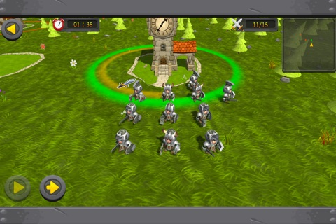 Rise of Kingdoms - Defend of the Isles screenshot 2