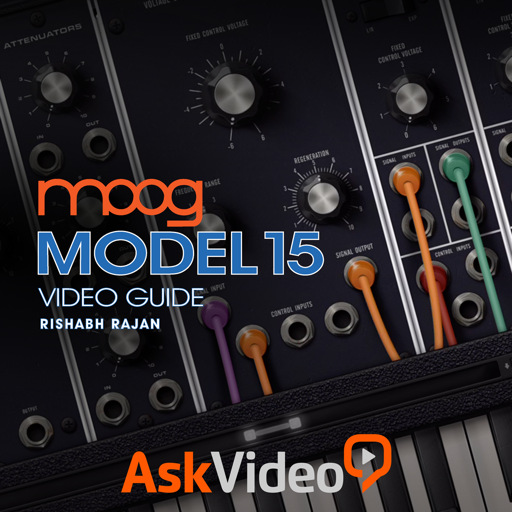 Video Guide For Moog Model 15 Mac OS X