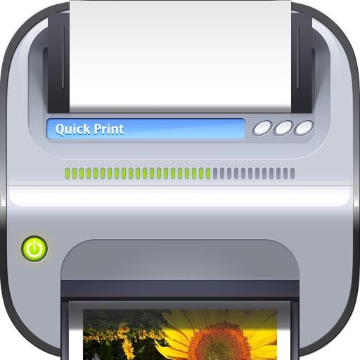 Quick Print for iPhone iOS App