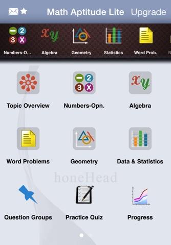 Math for GRE® Test (lite) screenshot 1