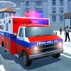 ultimativ Fahren Rettung Ambulanz Simulator
