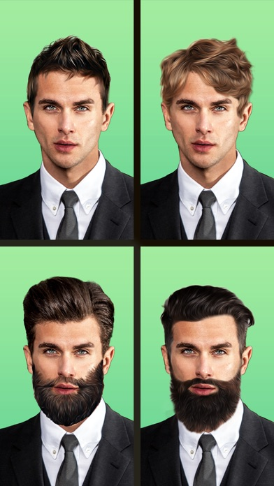 BarberShop You HairStyle Beard Mustache On The App Store - Hairstyle beard app
