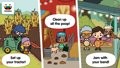Screenshot #7 for Toca Life: Farm