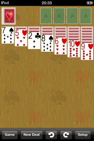 27 Solitaire Games screenshot 1