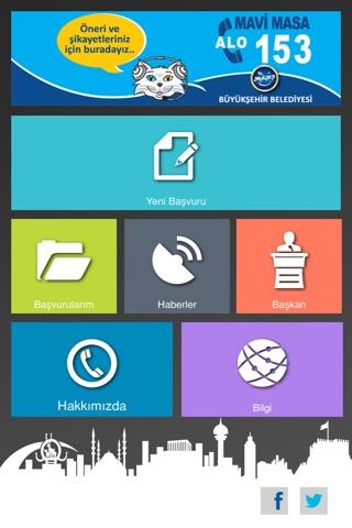 Mavi Masa screenshot 1