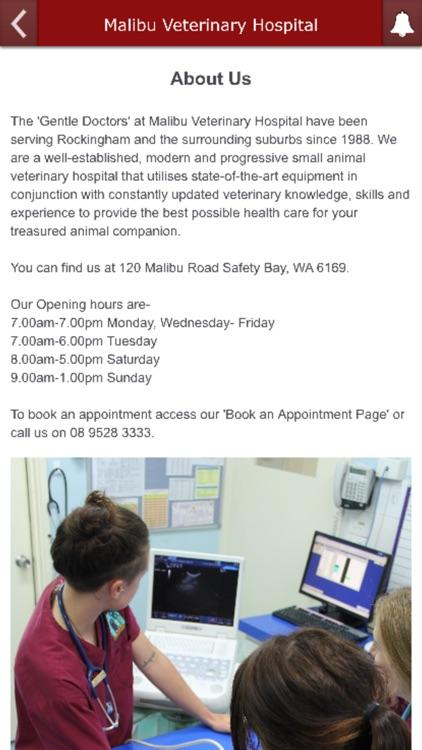 Malibu Veterinary Hospital by Peter Adamson