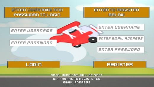 CashyPlane (The MoneyMaking App) Screenshot