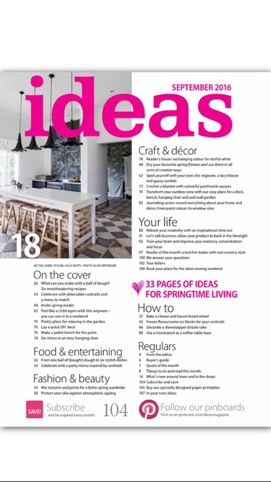 download Ideas Magazine apps 1