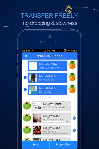 SHAREit - Connect & Transfer screenshot 3