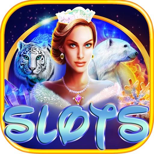 Ice Queen Poker - Slot FREE iOS App