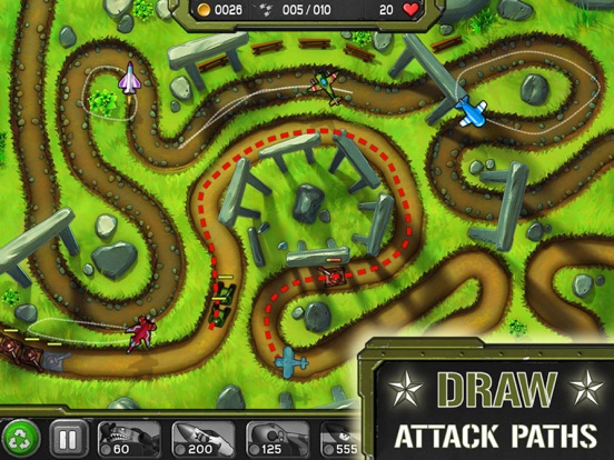 552x414bb Game Review: Air Patriots