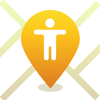 UNITED WIRELESS TECHNOLOGIES - iMap - find my friends for iPhone locate people by phone number  artwork