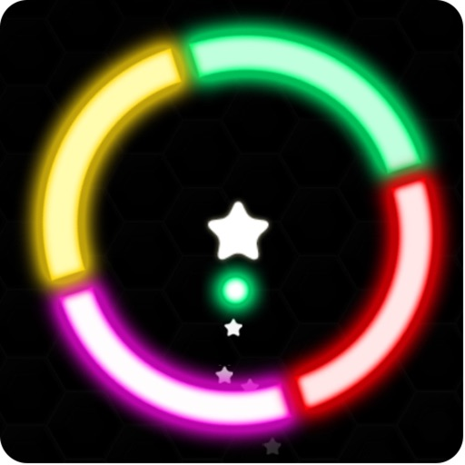 Neon Switch Free Game iOS App
